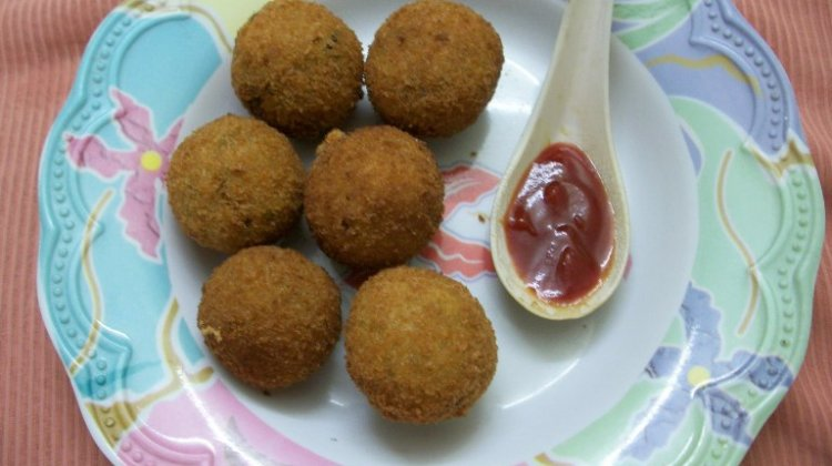 Potato Cheese Balls پوٹیٹوچیز بالز