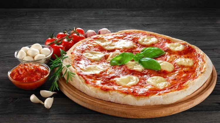 Margherita Pizza Recipe Without Oven