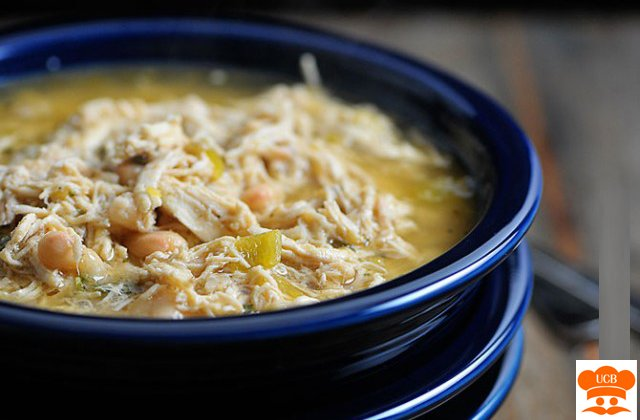 White Chili Chicken